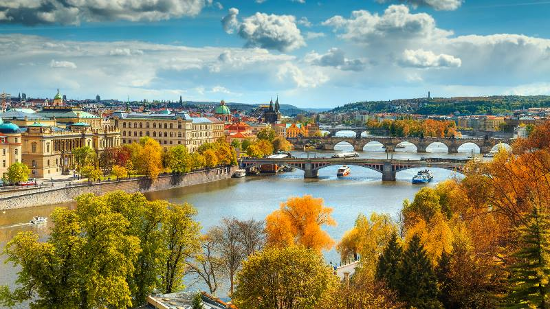 Christmas gift ideas - a trip to Prague