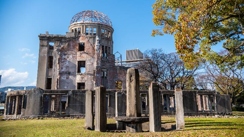 Dark-tourism-hiroshima-the-dome-building