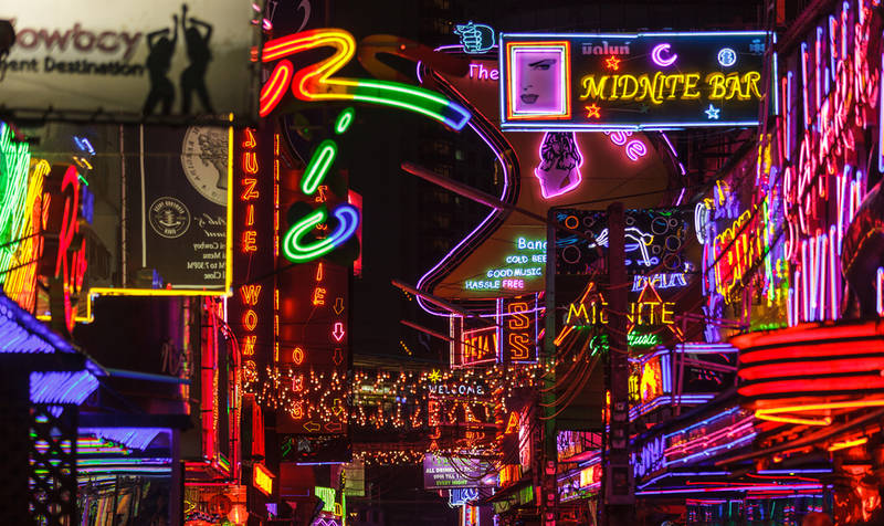 best places to visit for singles-valentine's day-bangkok