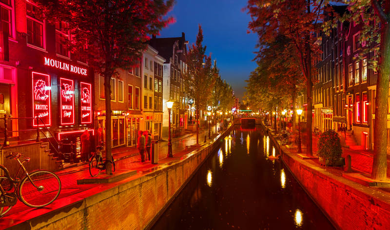 best places to visit for singles-valentine's day-amsterdam