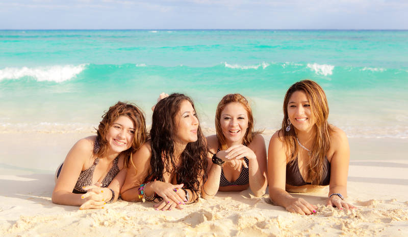 best places to visit for singles-valentine's day-cancun