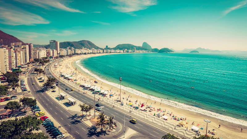 View-looking-across-to-the-Copacabana-beach-lined-with-umbrellas-Rio-carnival