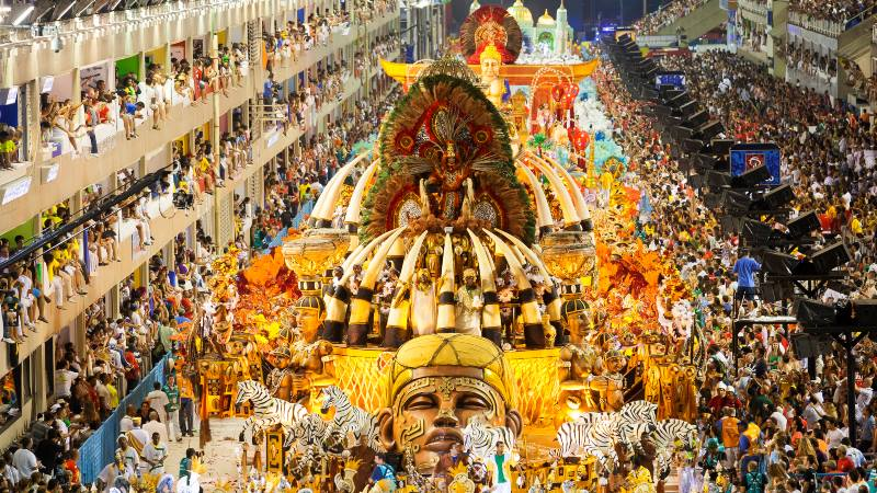 Rio de Janeiro, Brazil - February Sambodrome-in-Rio-de-Janeiro-carnival-This-is-one-of-the-most-waited-big-event-in-town-and-attracts-thousands-of-tourists-from-all-over-the-world