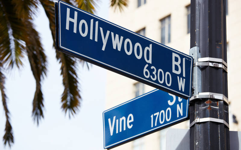 touring los angeles on a budget-economical-L.A.-trip-hollywood-vine