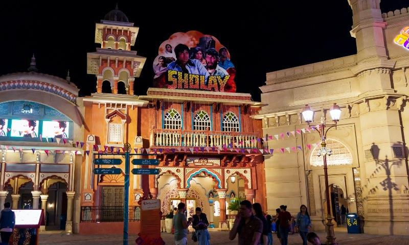 Bollywood park - Dubai theme parks