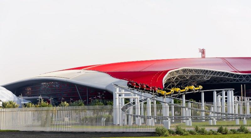 Ferrari World - Dubai Theme Parks