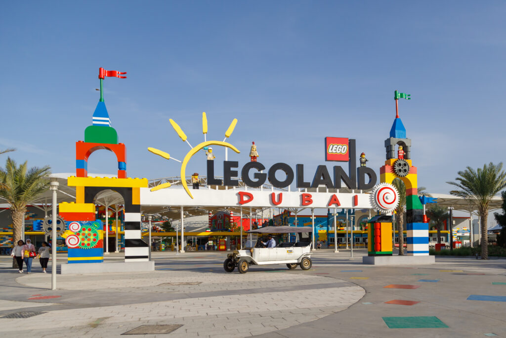 LEGOLAND Dubai - Dubai theme parks