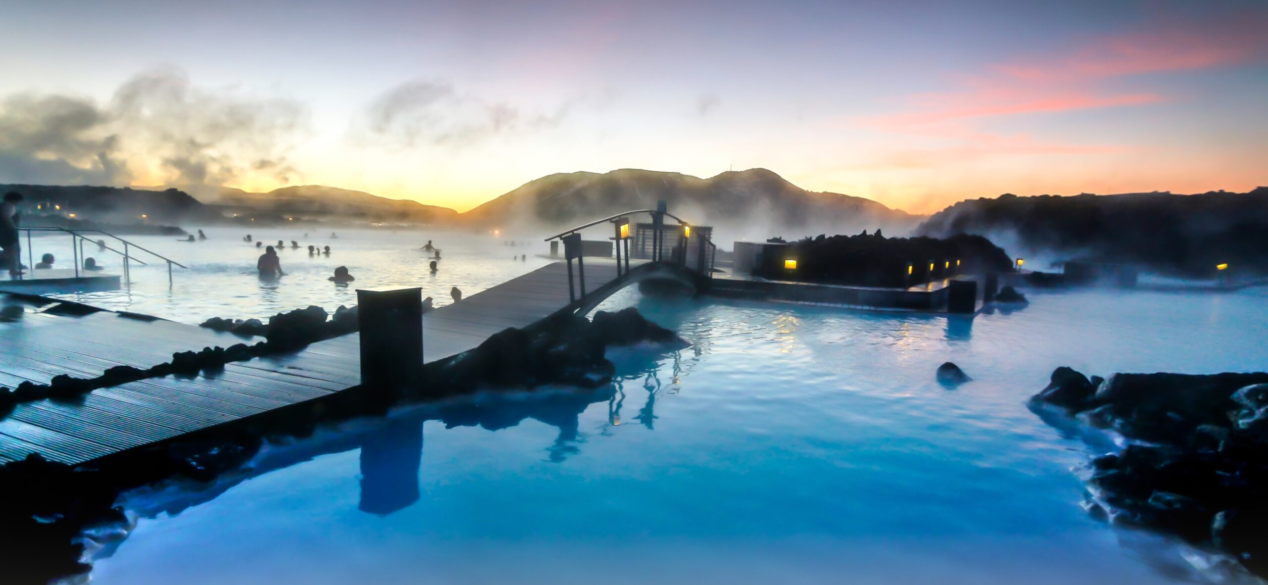 Into the Blue Lagoon - Reykjavik's-Hot-Spring-Attraction
