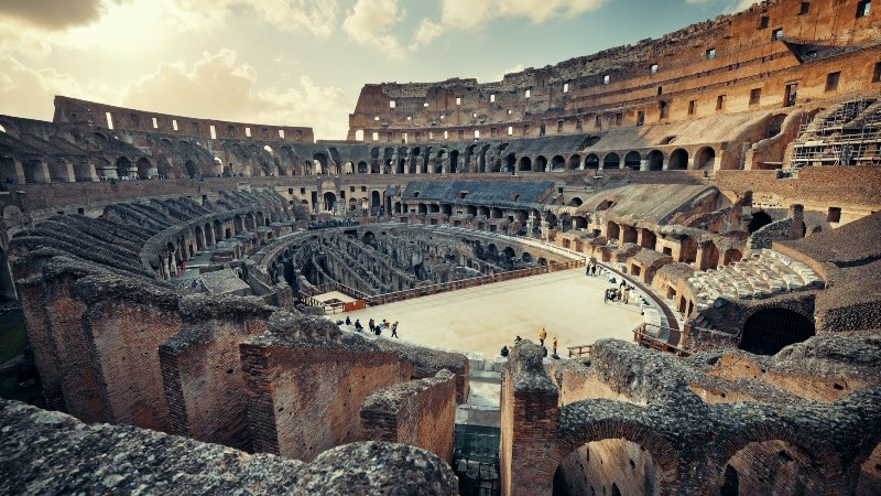 View-of-the-inside-of-the-colosseum