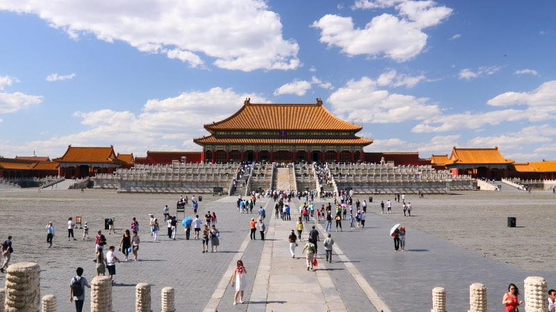 Tiananmen Sqaure