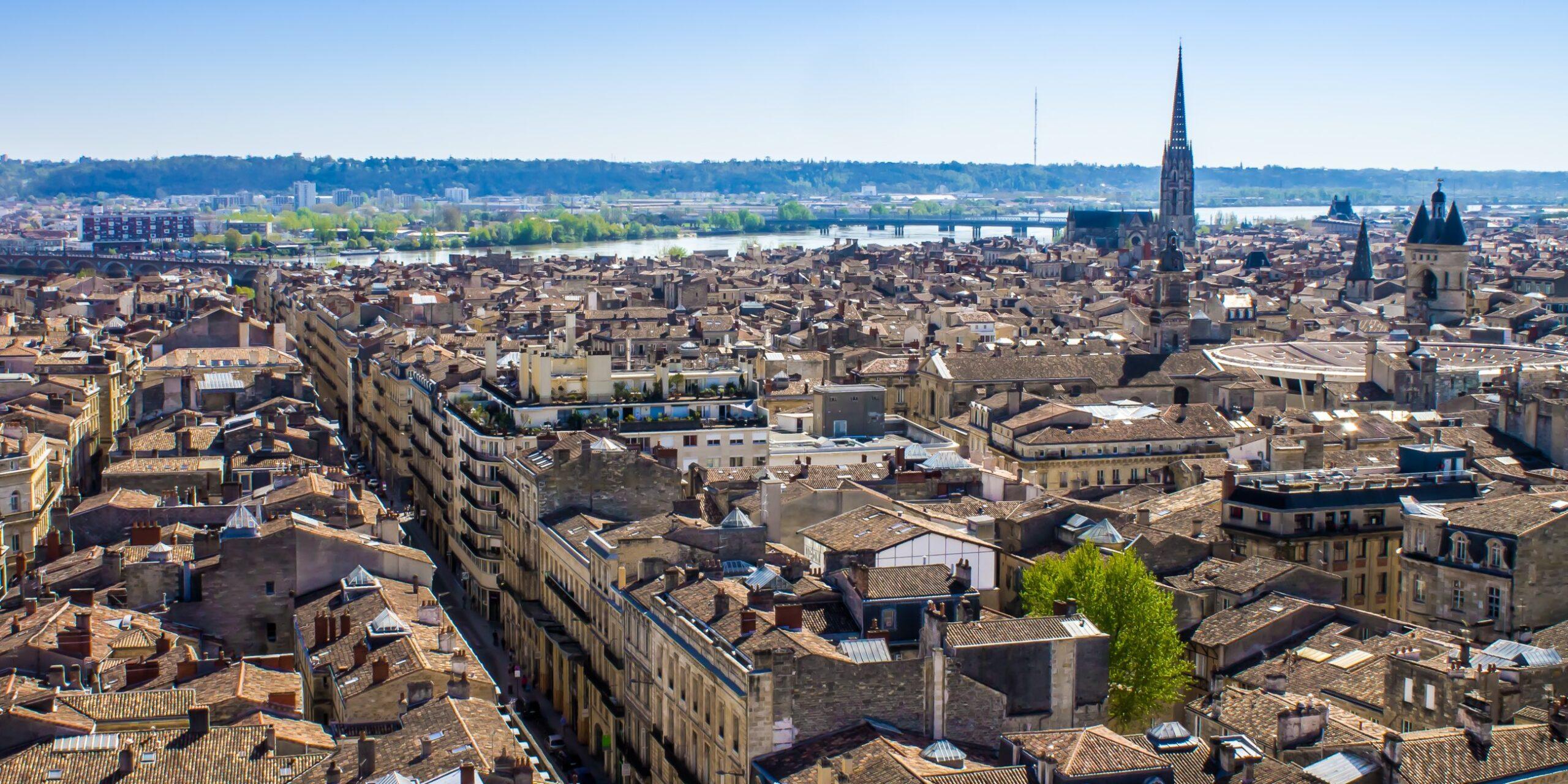 Visit Bordeaux the wine region