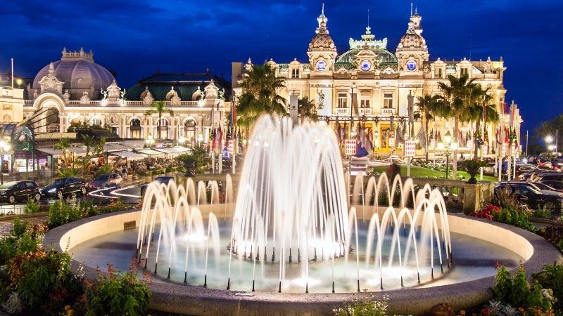 Monaco casino's