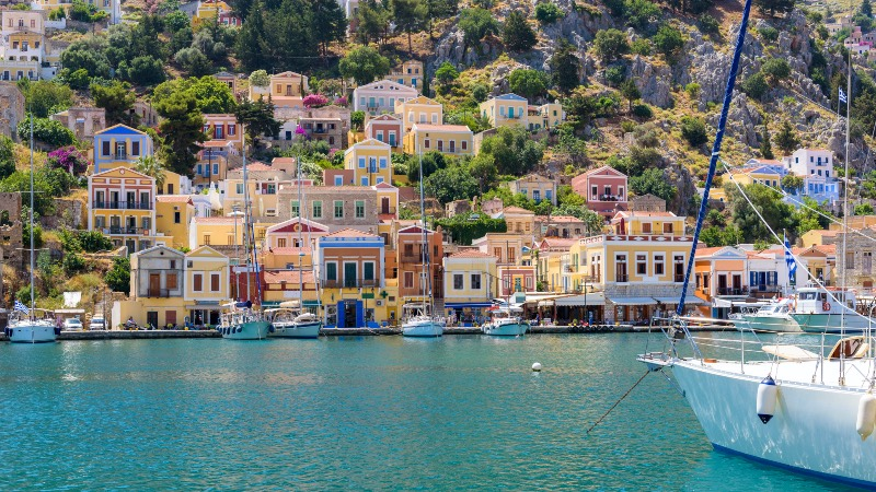 Rhodes tours to the island of Symi