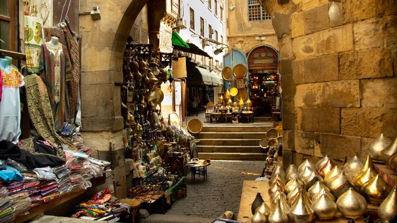The Souks of Cairo