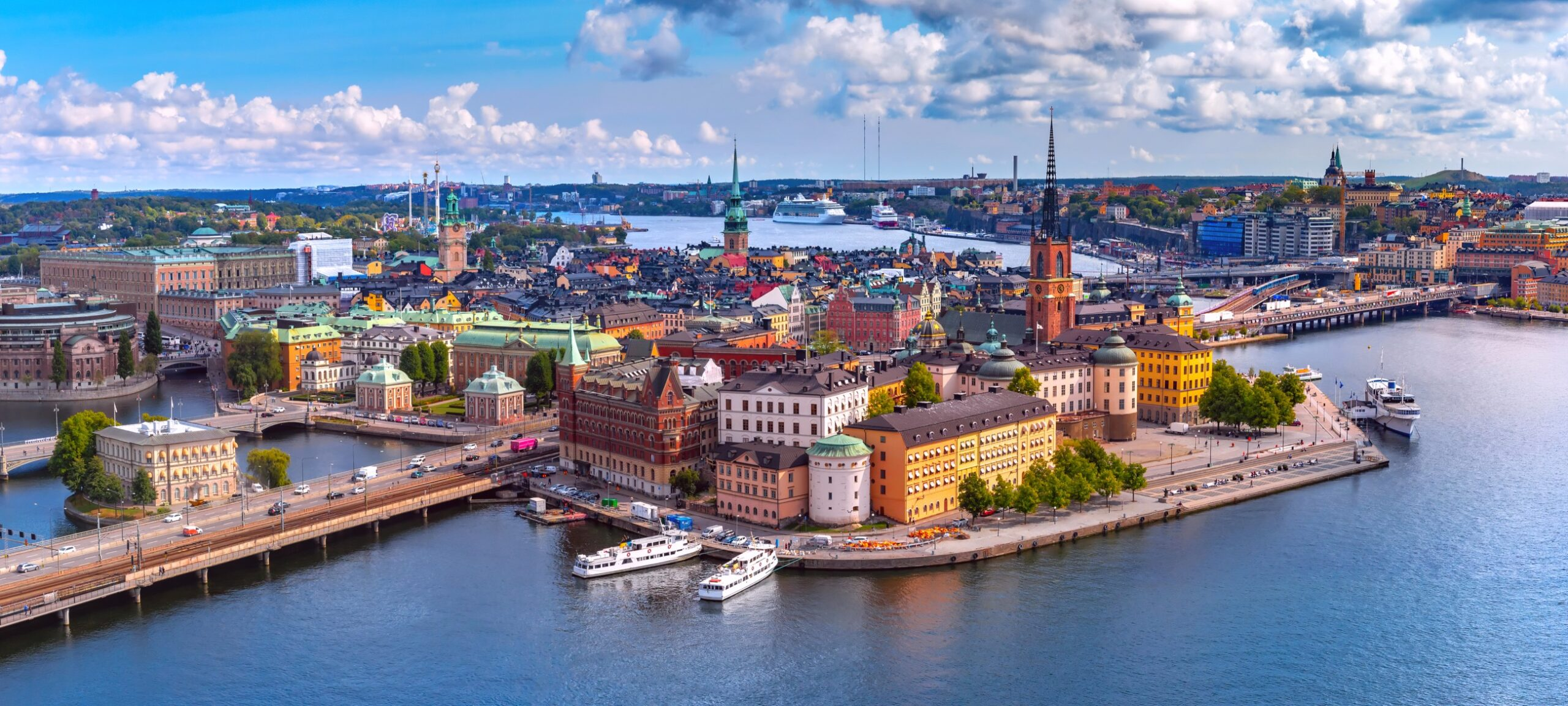 Stockholm: The Scandinavian City of Islands and More